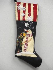 July/August Christmas stocking patterns sale ! Buy 6 for $30 we throw in a 7th on us!