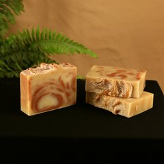 Happy Together (Patchouli & Mint) Handmade Soap