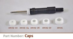 "Plastic Protective Cap 7/32"" - 1/4"" (Fits: CBX, HNX, WNX)"