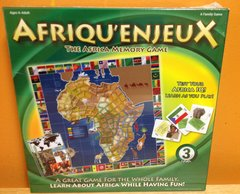 The Africa Memory Game New Version-The African Diaspora
