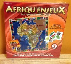 The Africa Memory Game New version Level 2 Leaders of the Past and Present