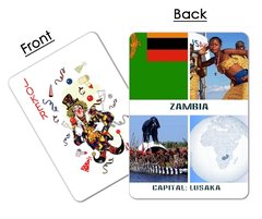 African Playing Cards