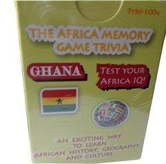 The Africa Memory Trivia-Ghana