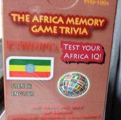 The Africa Memory Trivia-Ethiopia