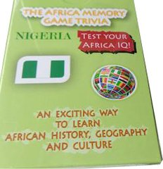 The Africa Memory Game Trivia-Nigeria