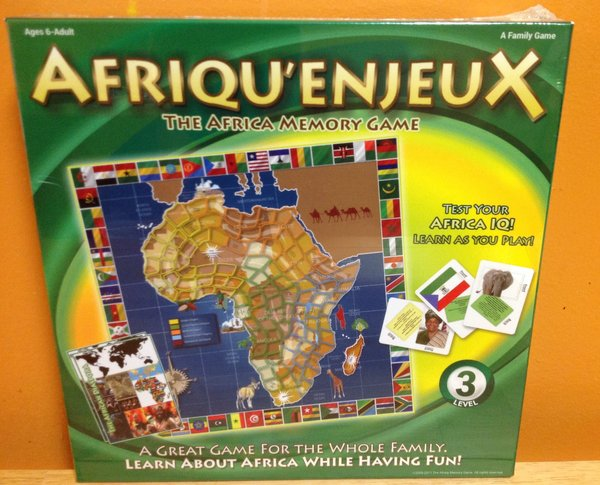 The africa memory game new version the african diaspora the the africa memory game new version the african diaspora gumiabroncs Choice Image