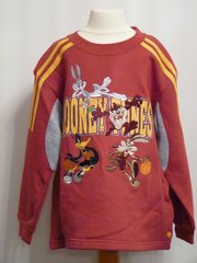 Looney Tunes Sweatshirt - Red - Age 6 years