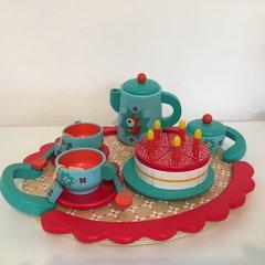 Djeco Fox's Party Tea Set