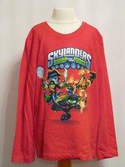 Skylanders Long Sleeved T-Shirt - Red