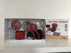 Tidlo Non Stick Cookware - Red