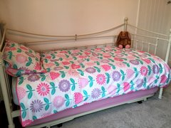 Duvet Set, Secret Garden - Toddler Bed / Cot Bed