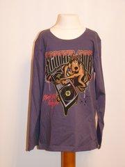 Scooby-Doo Long Sleeved T-Shirt - Dark Grey - Age 8 years