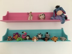 GLTC Any Which Way Shelf, Pink - Long