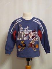 Looney Tunes Long Sleeved Sweatshirt - Blue - Age 8 years