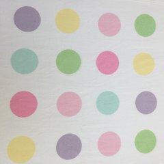 Curtains, Sorbet Spot - Standard Width, Standard Length (135cm x 137cm)