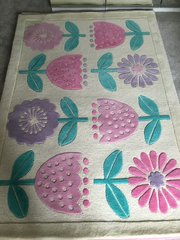 Secret Garden Rug - Large (120cm x 180cm)