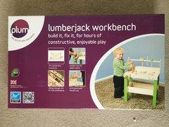 Plum Lumberjack Workbench