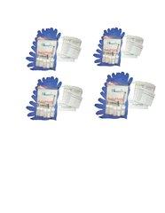 AccuMeth® Discrete, Onsite Meth Test Kit; Pack of 20 - Sample 1 Surface for Meth, 0.1 ug/100cm2 target.