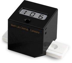 Black Box Reader® - Digital Meth Residue Measuring Device + 5-pack AccuMeth®5, 4-part Composite Meth Test Kits