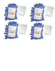AccuMeth®5 Discrete, Onsite Meth Test Kit; Pack of 20 - Sample 1 Surface for Meth, 0.5 ug/100cm2 target