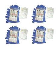 AccuMeth®5, 4-part Composite, Onsite Meth Test Kit, Pack of 20 - Sample 4 Areas for Meth, 0.5 ug/100cm2 target