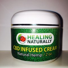 CBD INFUSED CREAM