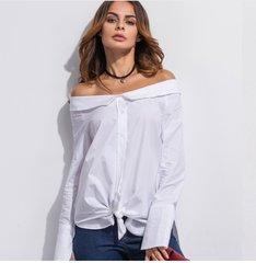 Give a Little Shoulder Shirt