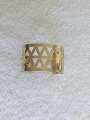 Grecia Gold Cuff