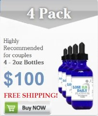 4 - 2 oz Bottle Item number: 4P2OZB - FREE SHIPPING!
