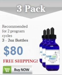 3 - 2 oz Bottles - Item number: 3P2OZB - FREE SHIPPING!