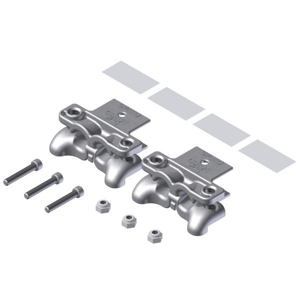 UT1010 Under Track Stainless Steel Speed Guide