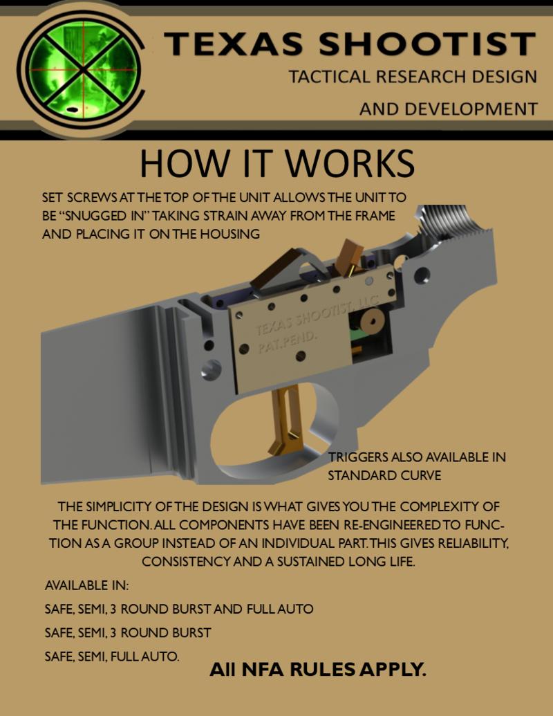 Auto Sear Holding Block, different kind of DIAS? - AR15 COM