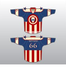 American Monster Jersey