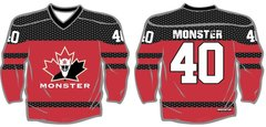 Monster Canada Jersey