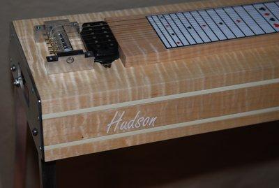 Guitar steel guitar tablature : Six string pedal steel tabs and tracks | Hudson Steel Guitars