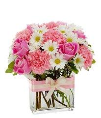 Pink'n Pretty Bouquet - und04