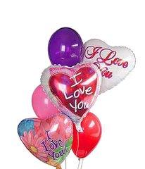 Love You Balloons - plu16
