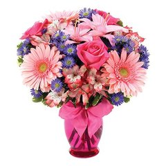 PINK DELIGHT BOUQUET- new05