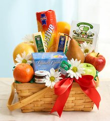 Fruit & Gourmet Basket - fru10