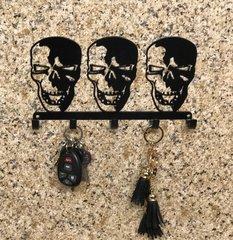 Skull Metal Key Holder