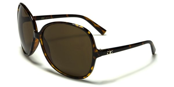 36143 CG Eyewear Oversized Tortoise Shell