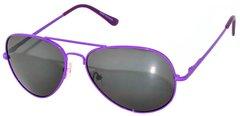 750 Colored Frame Aviator Purple