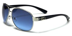 38026 CG Eyewear Aviator Blue