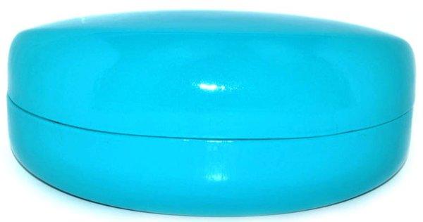Shiny Light Blue Hard Case