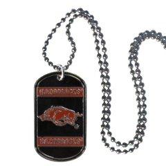 NCAA Arkansas Razorbacks Dog Tag