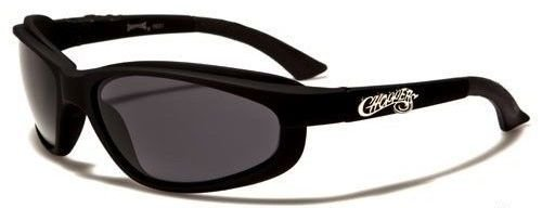 6631 Choppers Black Smoke Lens