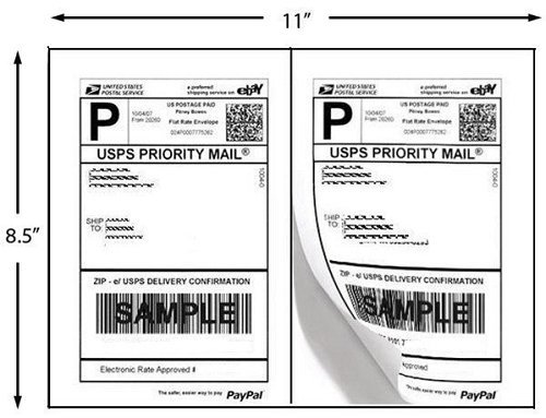 Shipping Labels – 200 Labels