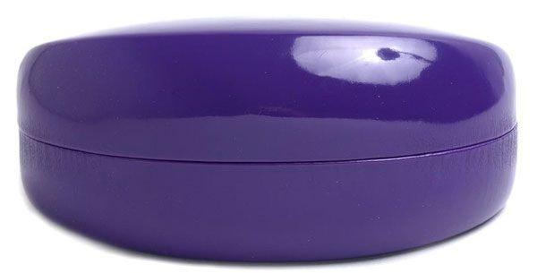 Shiny Purple Hard Case