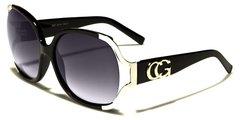 36147 CG Eyewear Black Silver