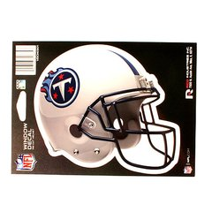 NFL Tennessee Titans Helmet Decal